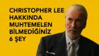Cristopher Lee hakkında muhtemelen bilmediğiniz 6 şey