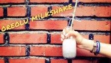 Kakaolu Bisküvili - Oreolu Milkshake
