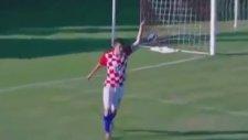 Kovacic'den 'Zlatan' golü