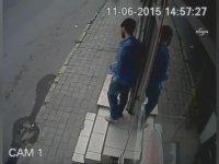 Sadaka Kutusu Hırsızlığı
