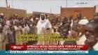 Darfur'da eller Türkiye için semaya kalktı