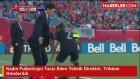 Kadın Futbolcuyu Taciz Eden Teknik Direktör, Tribüne Gönderildi