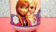 Karlar Ülkesi Frozen Sürpriz Yumurtalar 1 - Evcilik TV Sürpriz Yumurta Videoları