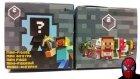 Minecraft Sürpriz Oyuncak Kutuları Açımı Seri 2 Oyuncakları