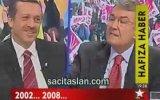 Recep Tayyip Erdoğan  Deniz Baykal Atışması  Seçim Arenası 2002