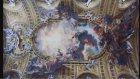"""Il Gesù, """"İsa'nın Şanı"""" Adlı Eseri de İçeren Tavan Freski"""