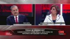 TÜSİAD Başkanı Cansen Başaran Eğrisi Doğrusu'na konuk oldu