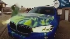 Arabadaki Muhteşem Kaplama