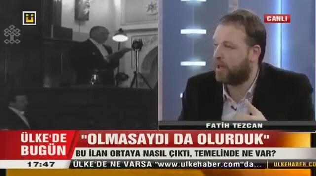 Atatürk Gerçekleri Fatih Tezcan Izlesenecom