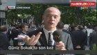 Demirel'in Cenazesinde NTV Spikerinin Zor Anları
