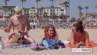 En Büyük Silahı Güneş Kremi Olan Adam Plajlarda Kız Tavlamaya Devam Ediyor