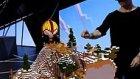 Minecraft ve Microsoft'dan Hayretler İçerisinde Bırakan Hologram Gösterisi