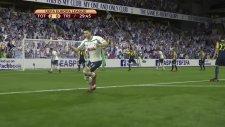 Erik Lamela'nın FIFA 15'te efsane golü