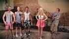 Şarkılara Vintage Havası Katan Ekipten İnanılmaz Barbie Girl Performansı