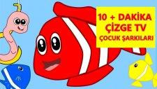 Çocuk Şarkıları 2015 | Kırmızı Balık ve 10 Dakika Çizge TV Şarkıları