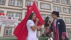 06 Taşova Sağlık Meslek Lisesi 2015 Mezuniyet Töreni