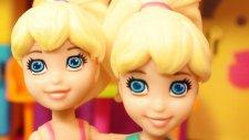 Polly Pocket ikiz kardeşim geldi - EvcilikTV Polly Pocek Oyuncak Bebekler