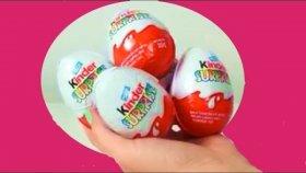 5 Surpriz Yumurta Acıyoruz Ucak Seti
