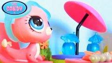 Lps Minişler - Minişler Mangal Keyfi - Lps Candy Tv Miniş Videoları