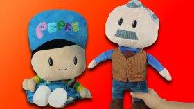 Pepee ve Dede Oyuncaklarını Tanıtıyoruz