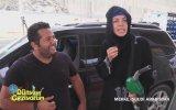 Suudi Arabistan'da Benzin  Dünyayı Geziyorum