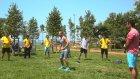 Squat ve Lunge Egzersizi | İstanbul Buluşması #1 | Genç ve Fit