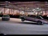 zıplayan araba show