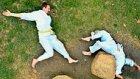 Street Fighter Tadında Aşırı Eğlenceli Stop Motion Karate Gösterisi