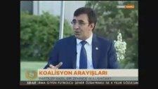 Kalkınma Bakanı Cevdet Yılmaz KANAL 24'e canlı yayın konuğu oldu