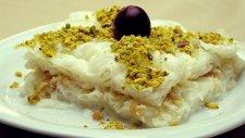 Güllaç Tarifi - Ramazan için Gül Suyu ile leziz Sütlü Tatlı