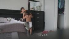 Gizli Kameraya Yakalanan Bebeklerin Gizli Hayatları