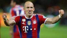 Arjen Robben'in attığı en güzel 5 gol