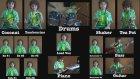 7 Yaşında Çocuğun Bir Çok Enstrüman Kullanarak Çektiği Klip