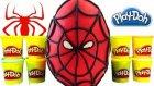 Oyun Hamuru Büyük Sürpriz Yumurta Örümcek Adam Oyuncakları