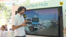 Cannes Lions Festivalinde Microsoft Surface Hub'ı sizler için inceledik