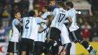 Arjantin Ospina'ya Rağmen Turladı