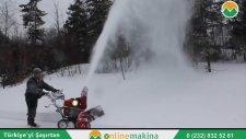 Honda Kar Küreme Makinasında ŞOK KAMPANYA!!