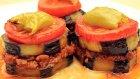 Musakka Yemeği Tarifi - Kızartmadan Patlıcanlı Musakka Kebap