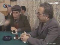 Kapıcı Cafer ve Sabri Bey İle Kahvehane Keyfi (Bizimkiler)