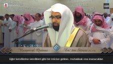 Nasser Al Qatami - En`am Suresi (95-110) ve Meali (11 Ramazan 2015) 720p