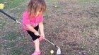 Küçük Kızdan Ders Niteliğinde Mücadele Örneği