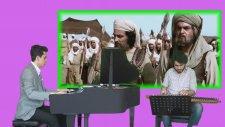 Hazreti Ömer Dizi Müzikler / Dini Jenerik Film Müziği Beste Fahir Atakoğlu Piyano Enstrümantal Piano