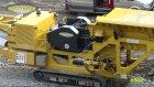 Satilik Argo Ceneli Mobil Konkasor Teksomak Keestrack