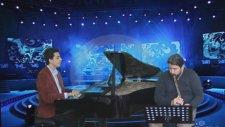 Ney Ve Piyano Düeti Salatı Ümmiye Ve Dinle Sözümü Sana Direm Özge Edadır İkisi Bir Arada