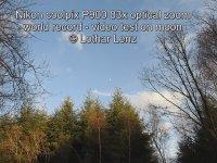 Nikon Coolpix P900 83x Optical Zoom Vasıtası ile Ay seyahati