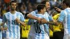 Arjantin 6-1 Paraguay (Maç Özeti)