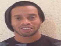 Türkiye'ye Selam Gönderen Ronaldinho