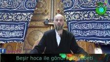 beşir hoca SIRLI DUALAR KİTABI BİD'ATTİR...