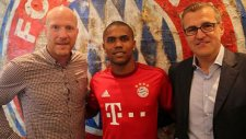 Douglas Costa, Bayern Münih'te!