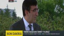 Kalkınma Bakanı Cevdet Yılmaz TRT HABER'e canlı yayın konuğu oldu